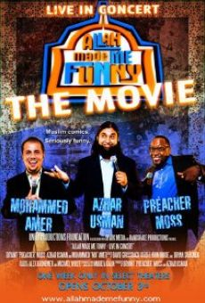 Allah Made Me Funny: Live in Concert online streaming