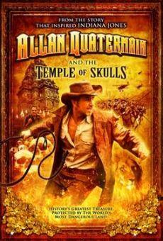 Ver película Allan Quatermain y el Templo de las Calaveras
