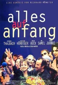 Ver película Alles auf Anfang