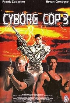 Almas de acero (Cyborg Cop III)