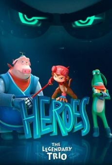 almost heroes 3d 2015 film en fran ais cast et bande annonce. Black Bedroom Furniture Sets. Home Design Ideas