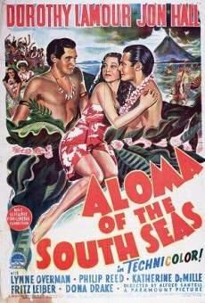 Ver película Aloma of the South Seas