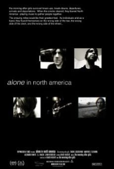 Película: Alone in North America