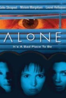 Ver película Alone, las pesadillas de un asesino
