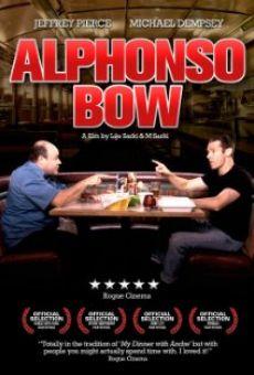 Watch Alphonso Bow online stream