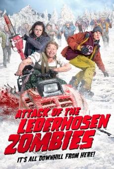 Ver película Alpine Zombie Project