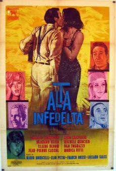 Ver película Alta infidelidad