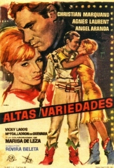 Ver película Altas Variedades