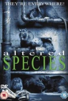 Ver película Altered Species