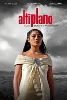 Ver película Altiplano