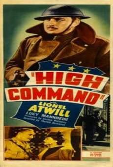 Ver película Alto comando