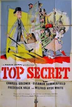 Película: Alto secreto