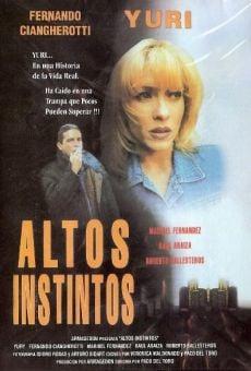 Ver película Altos instintos