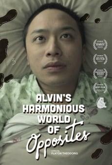 Ver película Alvin's Harmonious World of Opposites
