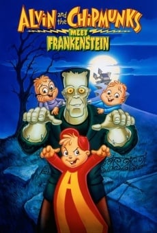 Ver película Alvin y las ardillas conocen a Frankenstein