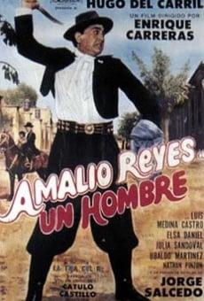 Amalio Reyes, un hombre online