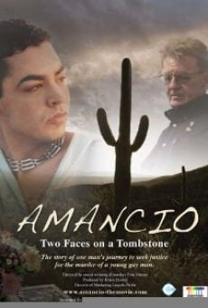 Película: Amancio: Two Faces on a Tombstone