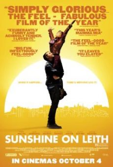 Sunshine on Leith on-line gratuito