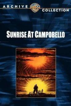 Ver película Amanecer en Campobello