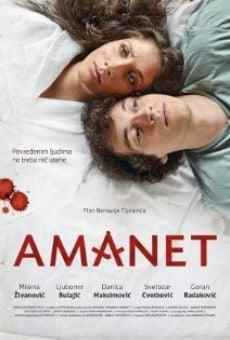 Ver película Amanet