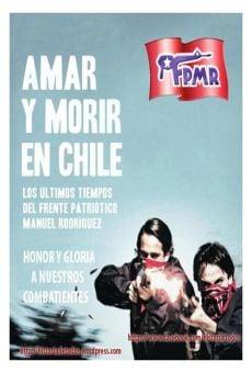 Ver película Amar y morir en Chile