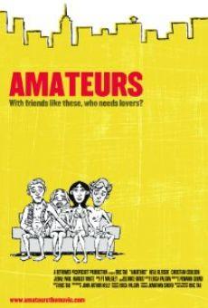 Película: Amateurs