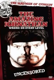 Película: Amazing Johnathan: Wrong on Every Level