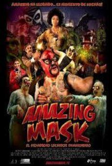 Ver película Amazing Mask. El asombroso luchador enmascarado