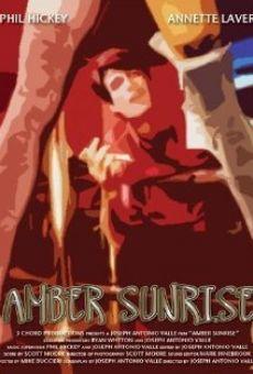Ver película Amber Sunrise