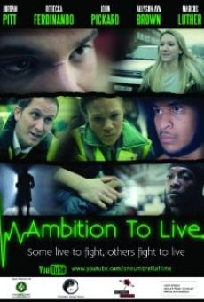 Ver película Ambition to Live