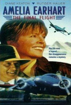 Amelia Earhart, le dernier vol en ligne gratuit