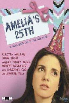 Amelia's 25th online