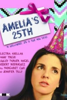 Ver película Amelia's 25th