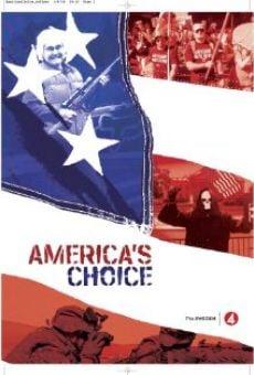 Watch America's Choice online stream