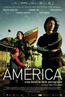 Ver película América, una historia muy portuguesa