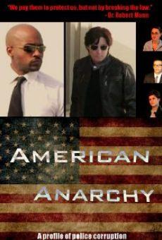 American Anarchy
