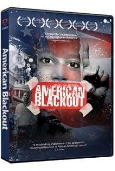 Ver película American Blackout