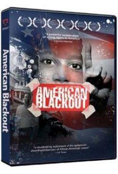 American Blackout on-line gratuito