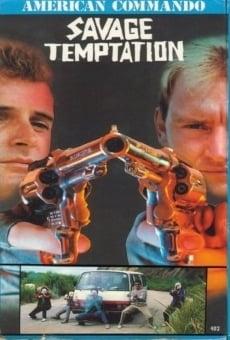 Ver película American Commando 3: Savage Temptation