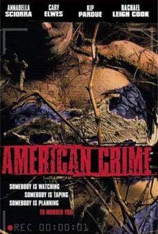 American Crime on-line gratuito