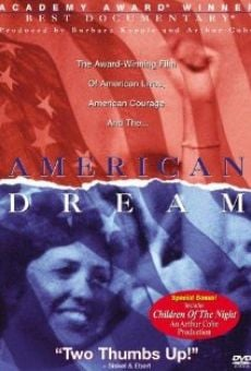 American Dream online streaming