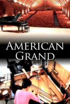 Watch American Grand online stream