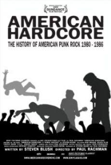 Ver película American Hardcore