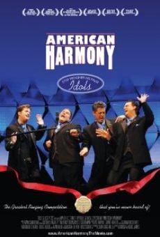 American Harmony on-line gratuito
