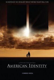 American Identity online