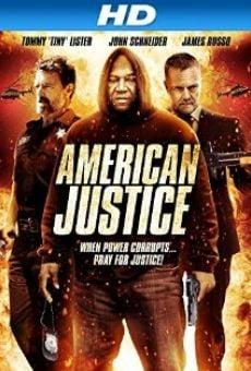 Ver película American Justice