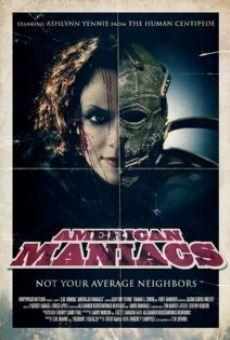 Ver película American Maniacs