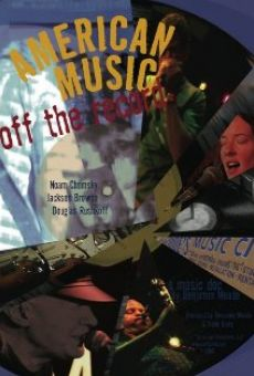 American Music: Off the Record on-line gratuito