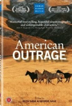 American Outrage online streaming