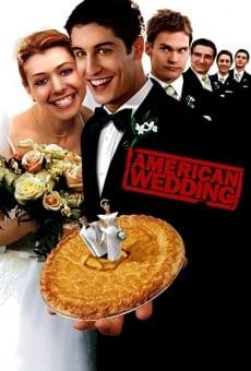 American Pie - Il matrimonio online